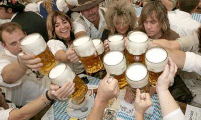 У Німеччині розпочався пивний фестиваль Октоберфест