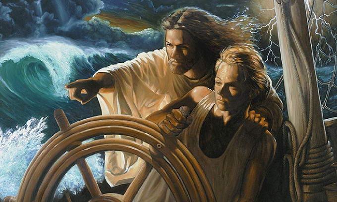 Художник намалював Ісуса для молоді в сучаснішому образі
