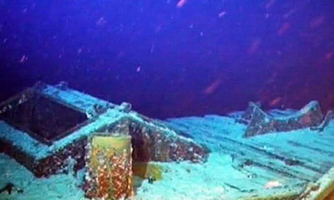 На дні Атлантики знайшли скарб Другої світової на $230 мільйонів