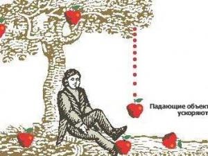 В Інтернет виклали правдиву історію про Ньютона і яблуко