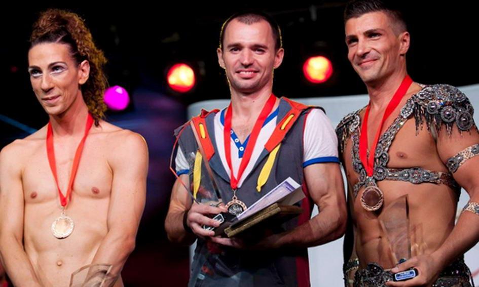 У чемпіонаті світу з танців біля жердини переміг росіянин