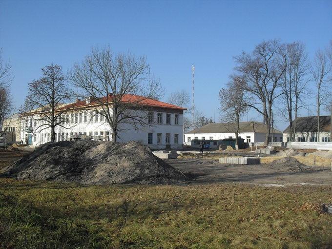 Смідинську школу почали ремонтувати