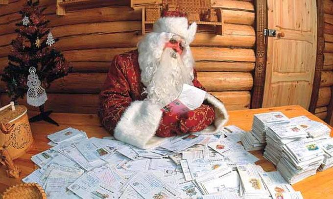 У російського Діда Мороза сьогодні день народження