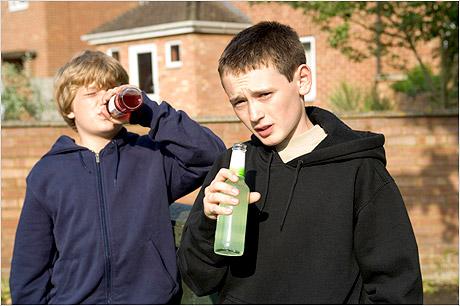 Волинські пластуни агітували проти дитячого алкоголізму