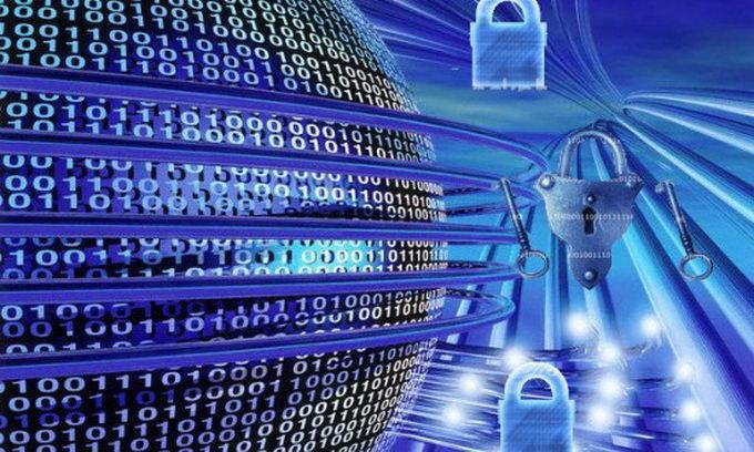 Найпопулярнішим паролем стала комбінація 123123