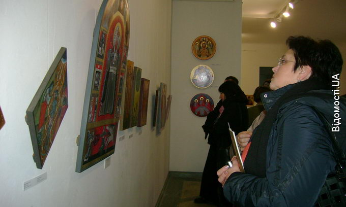 У Луцьку відкрилася виставка ікон
