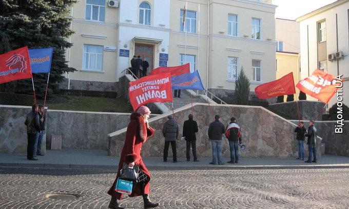 Комсомольці вимагають від Гузя 170 тисяч гривень