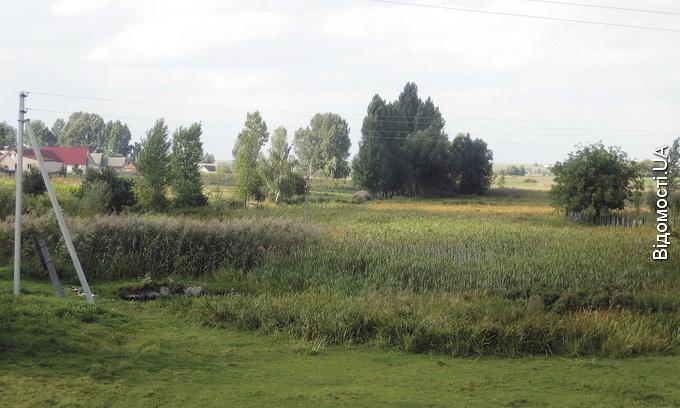 Селяни Гіркої Полонки повернули пасовище та ставок громаді