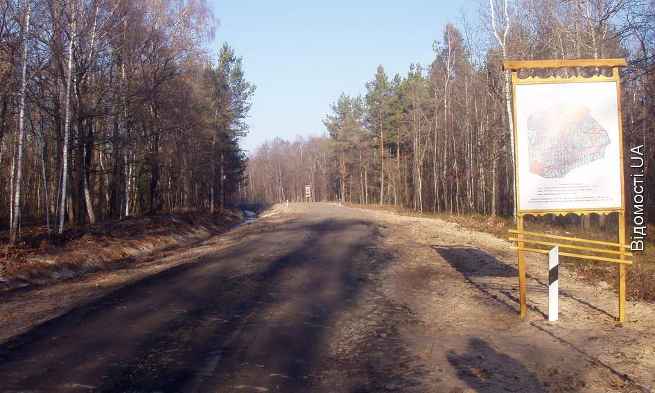 Грибникам та ягідникам Любешівщини буде легше заготовляти лісову продукцію
