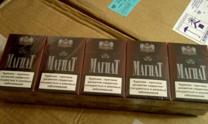 Чотирьох білорусів затримали з контрабандним тютюном
