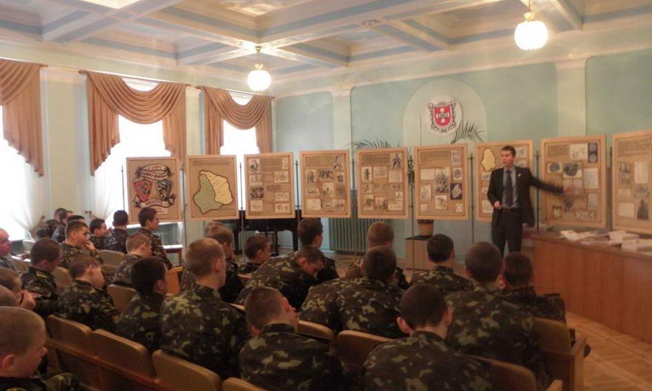 У Волинському краєзнавчому музеї відкрили виставку про добу Данила Галицького