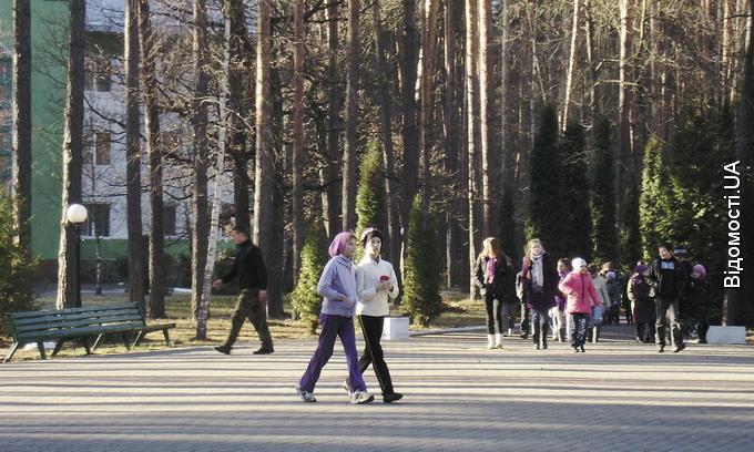 У «Пролісок» по здоров'я їдуть навіть європейці