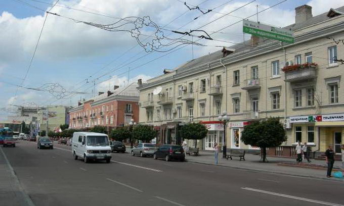 У 2012 році в Луцьку планують благоустрій проспекту Волі та кладовища