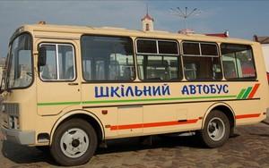Школі на Старовижівщині подарували автобус