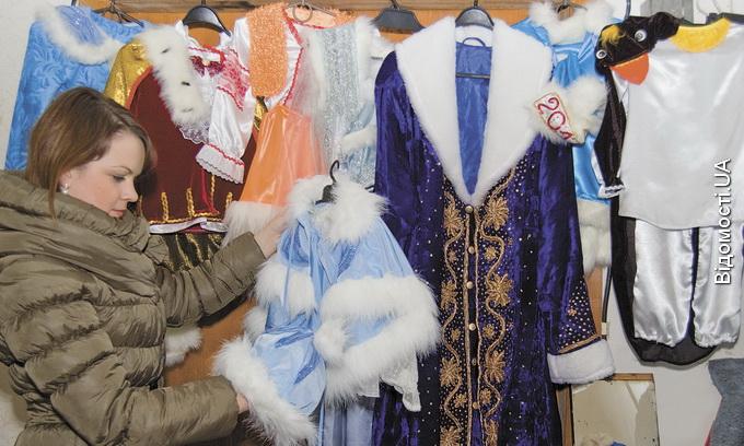 Китайських новорічних костюмів для дітей батьки не хочуть
