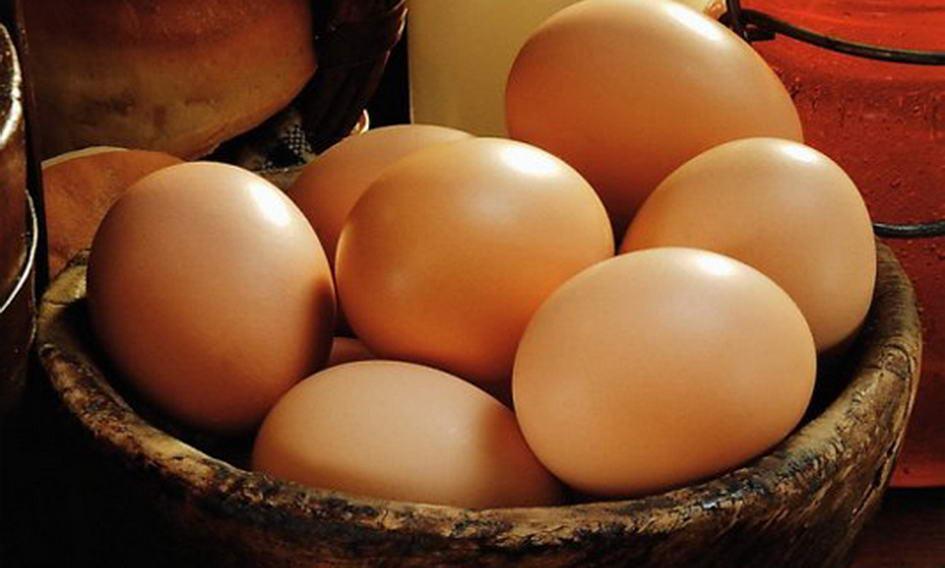 На передноворічному ярмарку в Луцьку яйця були по 8,5, а свинина – по 34 гривні за кіло