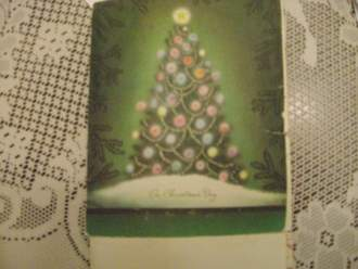 Різдвяна листівка подорожувала 61 рік