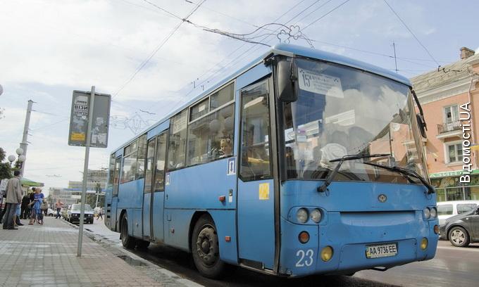 Проїзд у маршрутках може знову подорожчати