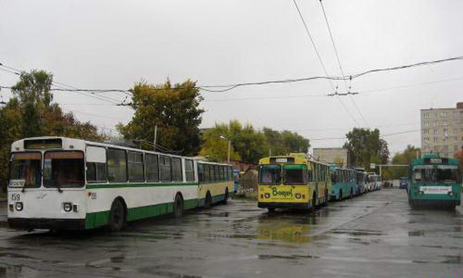 Луцькі тролейбусники нарешті отримали зарплати