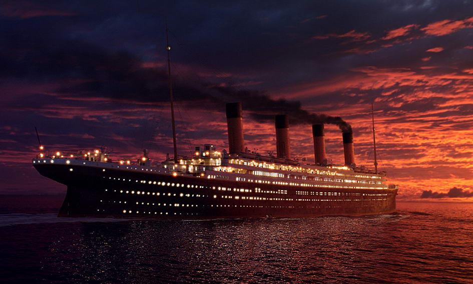 До 100-річчя загибелі «Титаніка» продадуть колекцію артефактів із легендарного судна