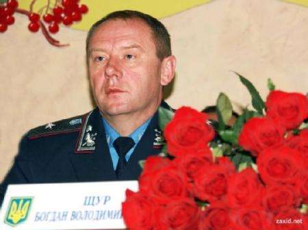 Волинську міліцію очолив начальник зі Львівщини