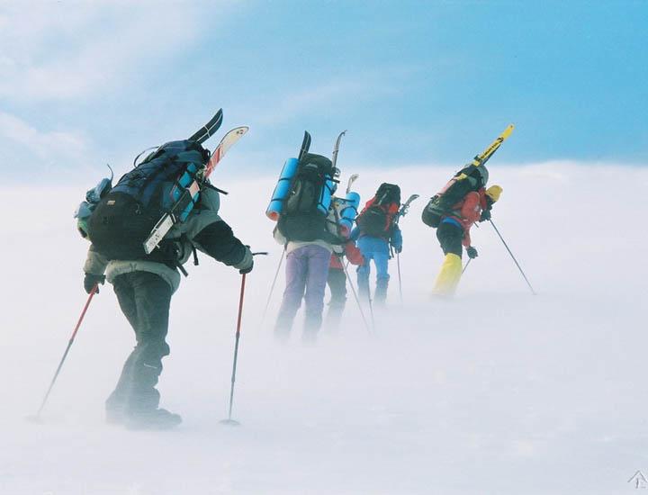 Група туристів із Луцька зникла поблизу Говерли