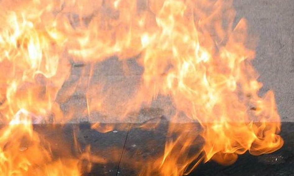 Горілка та цигарки призвели до пожежі у Нововолинську