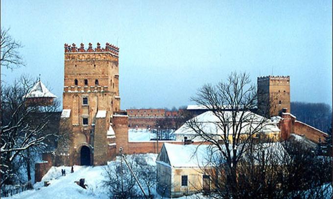 На Різдво в Луцькому замку колядуватимуть