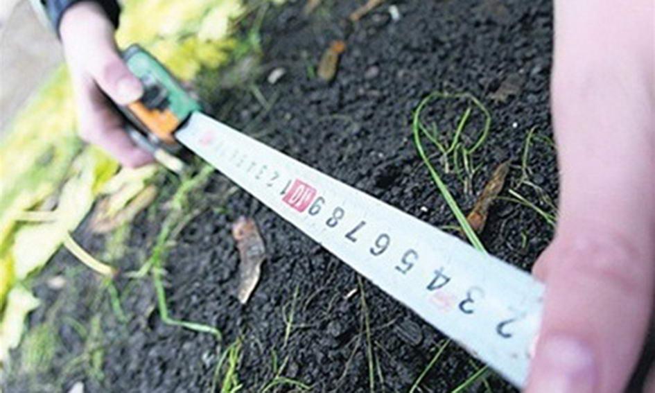 Держкомзем на Волині минулого року зареєстрував майже 46 тисяч актів на землю