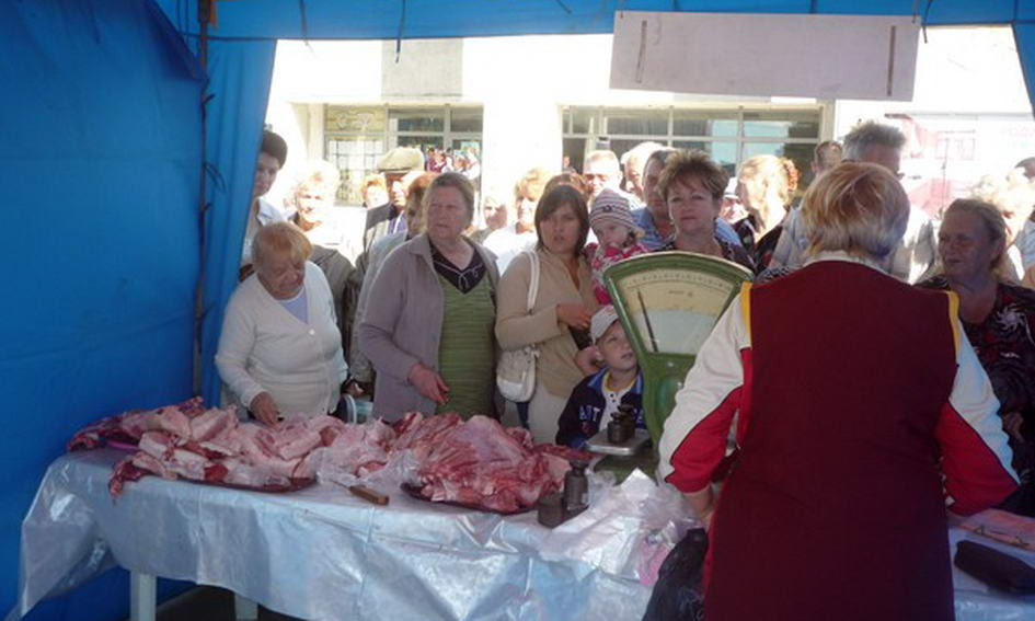 Фермерам дозволили продавати власну продукцію у Луцьку