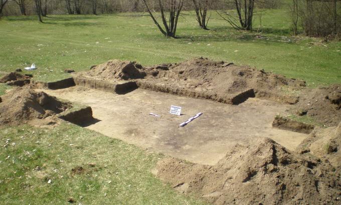 Залишки містечка у селі Вишнівка — відтепер археологічна пам'ятка
