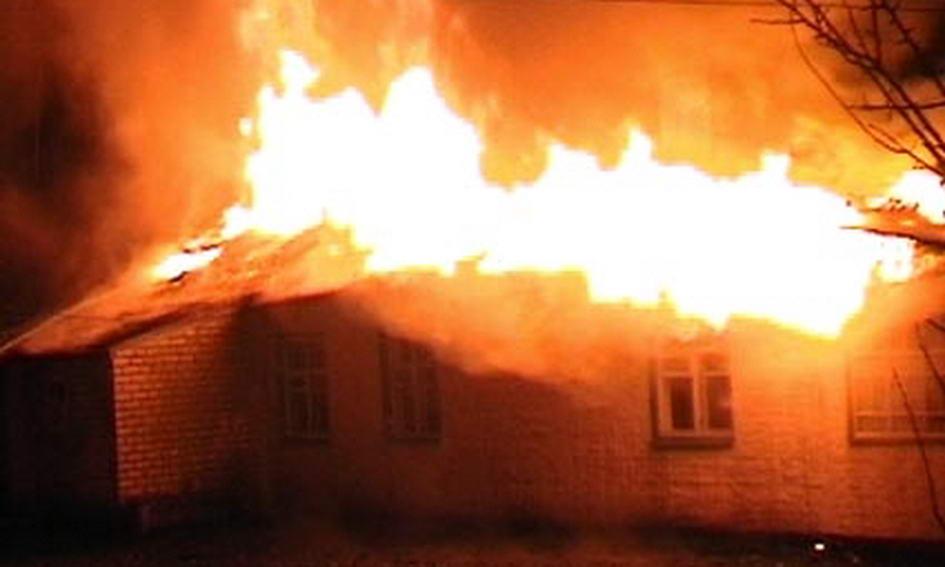 Негаразди з пічним опаленням призвели до пожежі