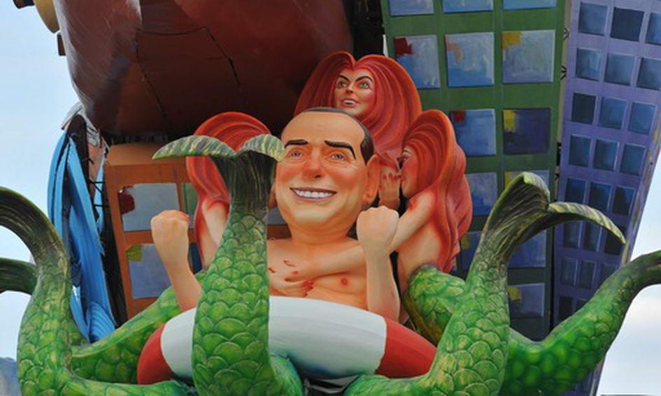 Італійці присвятили традиційний карнавал апокаліпсису