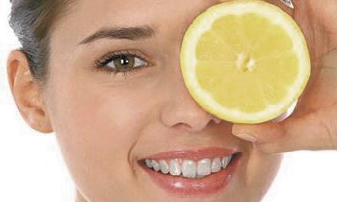 как чистить кожу лица лимоном