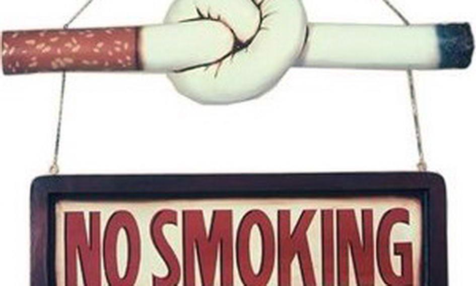 На тролейбусних зупинках будуть таблички про заборону куріння