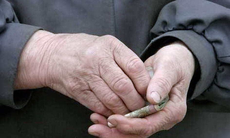 Волинські пенсіонери отримують доплату 16-35 гривень