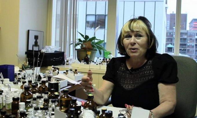 Знаменитий парфумер придумала «аромат Білорусі»