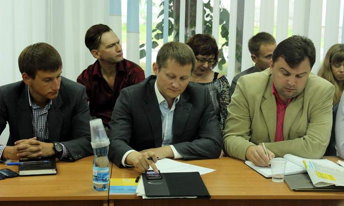 Молодь Луцька зустрілася з кандидатами у нардепи, щоб домовитися про співпрацю