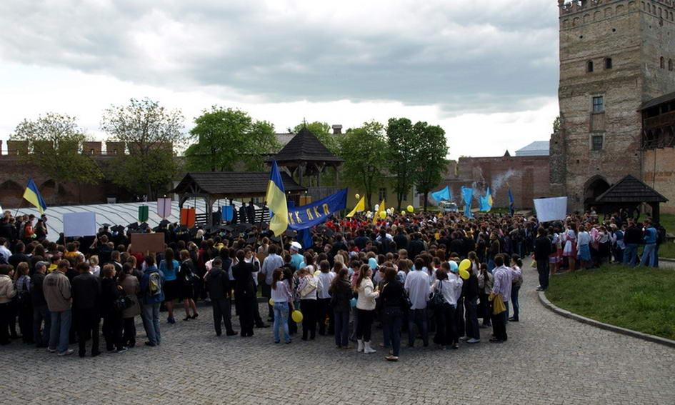 У Луцьку відбудеться студентський фестиваль
