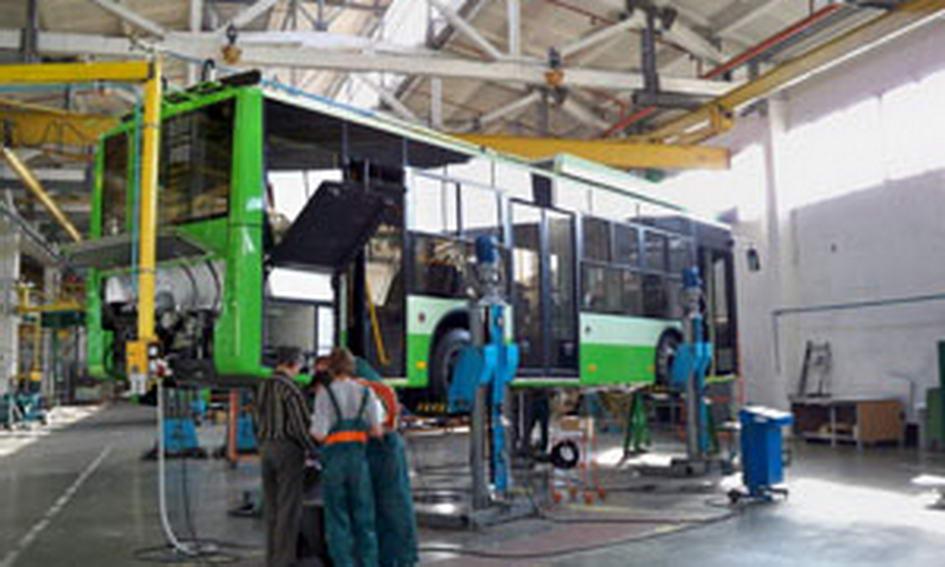 Кожен п'ятий працівник промисловості Волині зайнятий у машинобудуванні