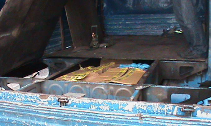 Волинянин намагався незаконно перевезти через кордон запчастини для сільгосптехніки