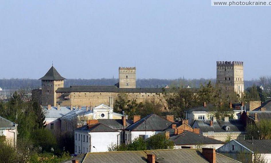 Скоро лучани зможуть споглядати панораму міста з оглядового майданчика