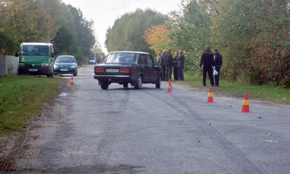 8-річна дівчинка померла в реанімації після наїзду автомобіля