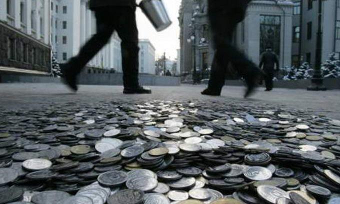 У Мінфіні прогнозують, що до кінця року держборг України перевищить 400 мільярдів гривень