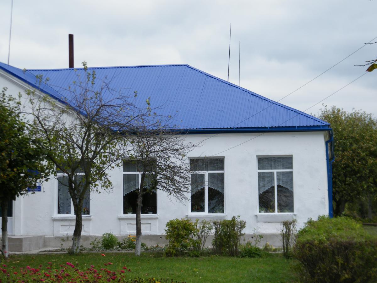 Сільська рада виграла гроші на заміну вікон та даху у школі