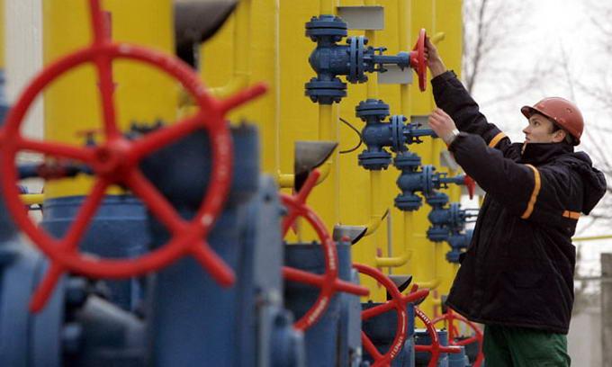 «Газпром» готує клієнтів до холодної зими і збільшення споживання газу