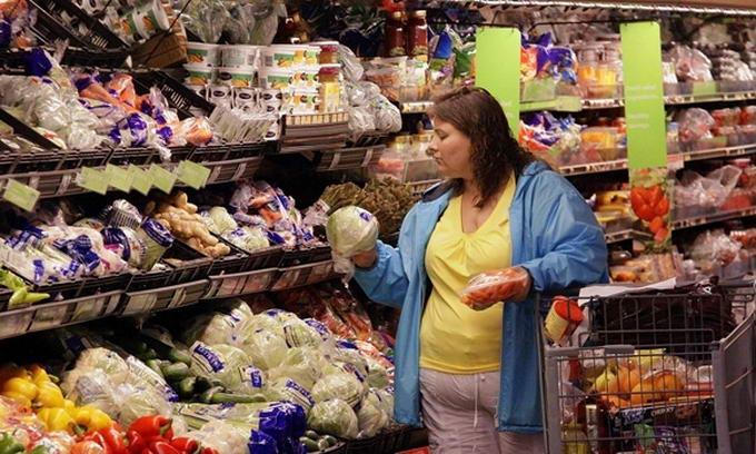 В Україні неякісними є третина продуктів