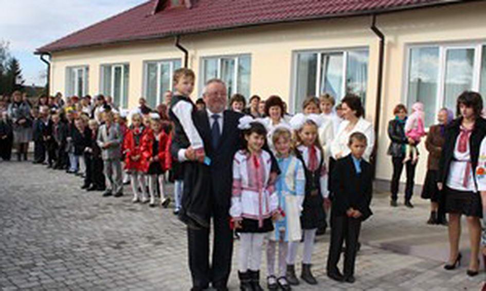 У добудову школи в селі Мостище вклали 6 мільйонів гривень