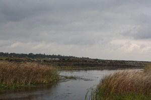 В області очистять 110 кілометрів меліоративних каналів