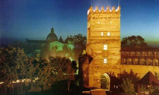 «Ніч у Луцькому замку» внесено до списку 100 кращих подій для туріндустрії України